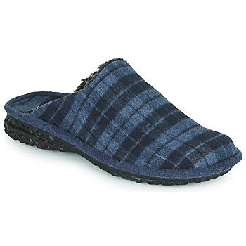 Chaussures Homme Chaussons Romika Westland TOULOUSE 57 Bleu / Noir