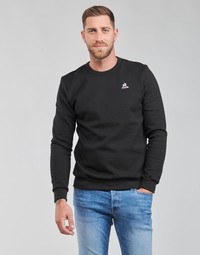 Vêtements Homme Sweats Le Coq Sportif ESS CREW SWEAT N 3 M Noir