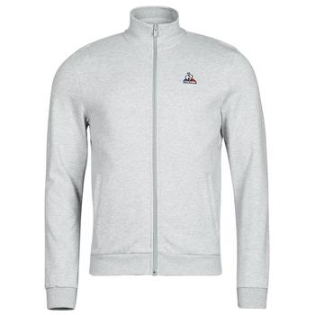Vêtements Homme Vestes de survêtement Le Coq Sportif ESS FZ SWEAT N 3 M Gris chiné