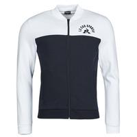 Vêtements Homme Vestes de survêtement Le Coq Sportif SAISON 2 FZ SWEAT N 1 Marine / Blanc