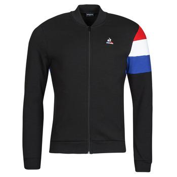 Vêtements Homme Vestes de survêtement Le Coq Sportif TRI FZ SWEAT N 1 M Noir