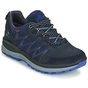 Chaussures Homme Baskets basses Allrounder by Mephisto RAKE OFF TEX Marine