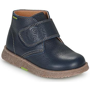 Chaussures Garçon Boots Pablosky 502323 Bleu