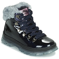 Chaussures Fille Boots Pablosky 404429 Bleu