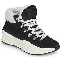 Chaussures Femme Boots Sorel OUT N ABOUT III CONQUEST Noir