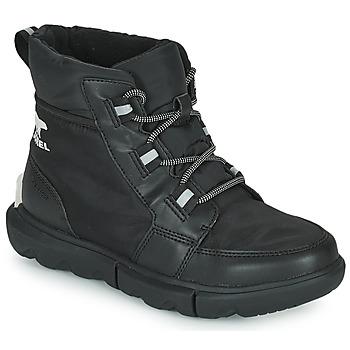 Chaussures Femme Boots Sorel SOREL EXPLORER II CARNIVAL SPORT Noir
