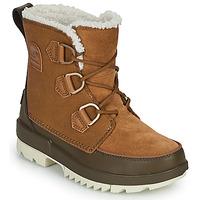 Chaussures Femme Boots Sorel TORINO II Marron