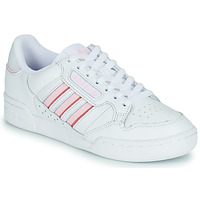 Chaussures Femme Baskets basses adidas Originals CONTINENTAL 80 STRI Blanc / Rose