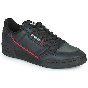 Chaussures Baskets basses adidas Originals CONTINENTAL 80 VEGA Noir