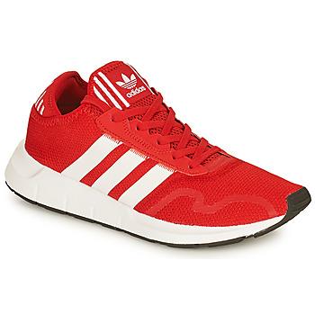 Chaussures Homme Baskets basses adidas Originals SWIFT RUN X Rouge / Blanc