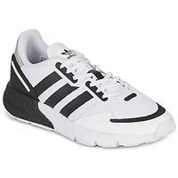 Chaussures Baskets basses adidas Originals ZX 1K BOOST Blanc / Noir