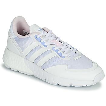 Chaussures Femme Baskets basses adidas Originals ZX 1K BOOST W Blanc