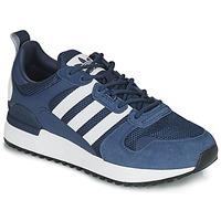 Chaussures Baskets basses adidas Originals ZX 700 HD Bleu / Blanc