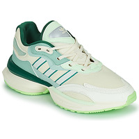Chaussures Femme Baskets basses adidas Originals OZIKENIEL Blanc / Vert