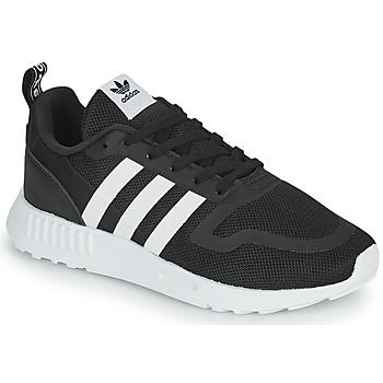 Chaussures Garçon Baskets basses adidas Originals MULTIX C Noir / Blanc