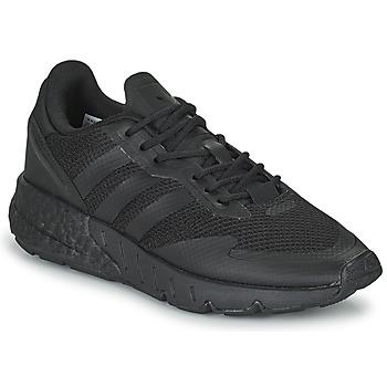 Chaussures Garçon Baskets basses adidas Originals ZX 1K BOOST J Noir