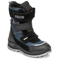 Chaussures Garçon Bottes de neige Primigi HANS GTX Noir / Bleu