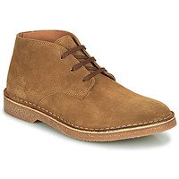 Chaussures Homme Boots Selected RIGA Cognac