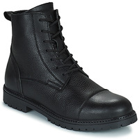 Chaussures Homme Boots Selected THOMAS Noir