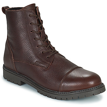 Chaussures Homme Boots Selected THOMAS Marron