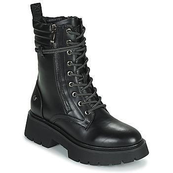 Chaussures Femme Boots Xti 43066 Noir