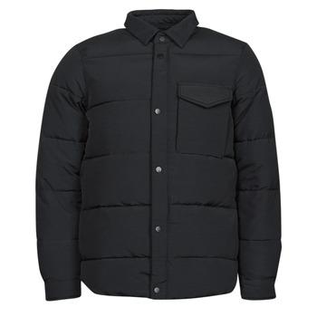 Vêtements Homme Doudounes Scotch & Soda WATER-REPELLENT SHIRT Noir