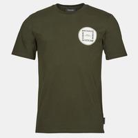 Vêtements Homme T-shirts manches courtes Scotch & Soda GRAPHIC LOGO T-SHIRT Khaki