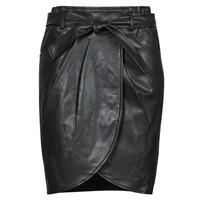 Vêtements Femme Jupes See U Soon 21231096 Noir