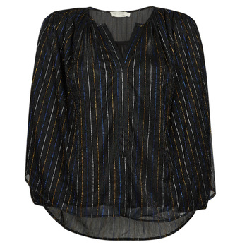 Vêtements Femme Tops / Blouses See U Soon 21212036 Noir