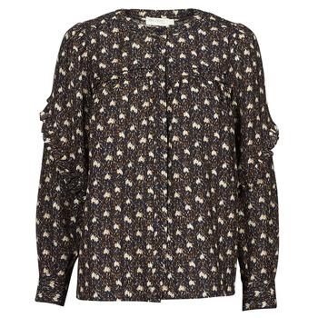 Vêtements Femme Tops / Blouses See U Soon 21212052 Marine
