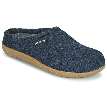 Chaussures Homme Chaussons Giesswein VEITSH Bleu