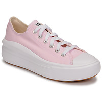 Chaussures Femme Baskets basses Converse CHUCK TAYLOR ALL STAR MOVE SEASONAL COLOR OX Rose