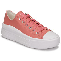 Chaussures Femme Baskets basses Converse CHUCK TAYLOR ALL STAR MOVE HYBRID SHINE OX Rose