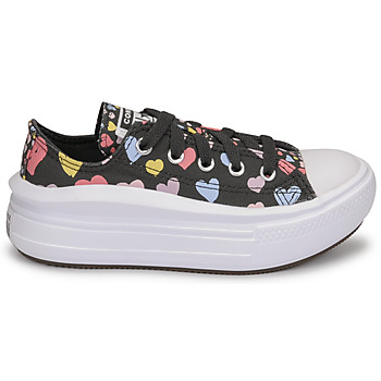 Baskets basses enfant Converse CHUCK TAYLOR ALL STAR MOVE ALWAYS ON HEARTS OX