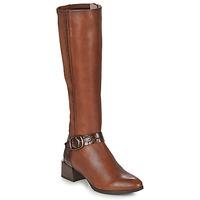 Chaussures Femme Bottes ville Hispanitas ALPES Marron