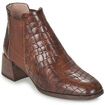 Chaussures Femme Bottines Hispanitas ALEXA Marron