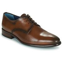 Chaussures Femme Derbies Brett & Sons NATHAL Marron