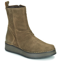Chaussures Femme Boots Fly London RENO Taupe