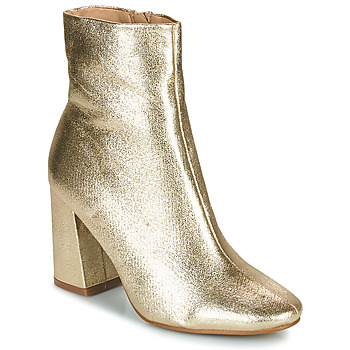 Chaussures Femme Bottines Moony Mood PEDROLYN Or