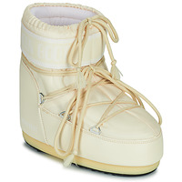 Chaussures Femme Bottes de neige Moon Boot MOON BOOT ICON LOW 2 Crème