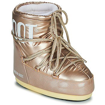 Chaussures Femme Bottes de neige Moon Boot MOON BOOT ICON LOW PILLOW Rose