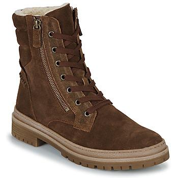 Chaussures Femme Bottines Gabor 7177118 Marron