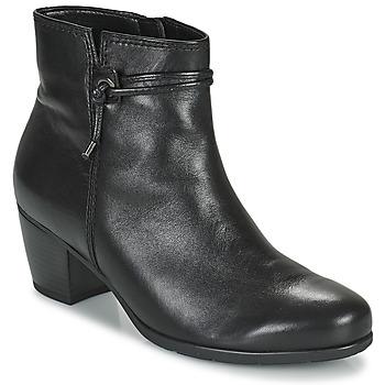Chaussures Femme Bottines Gabor 7552227 Noir