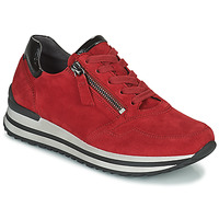 Chaussures Femme Baskets basses Gabor 7652868 Rouge