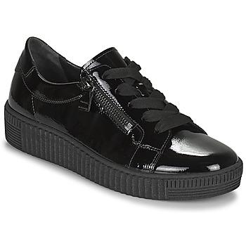 Chaussures Femme Baskets basses Gabor 7333497 Noir