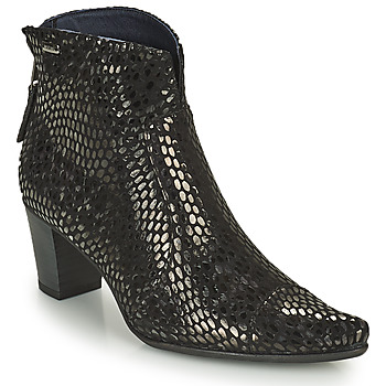 Chaussures Femme Bottines Dorking DEISY Noir