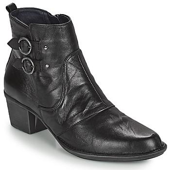 Chaussures Femme Bottines Dorking DALMA Noir