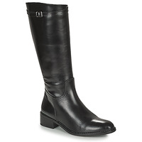 Chaussures Femme Bottes ville Dorking MARA Noir