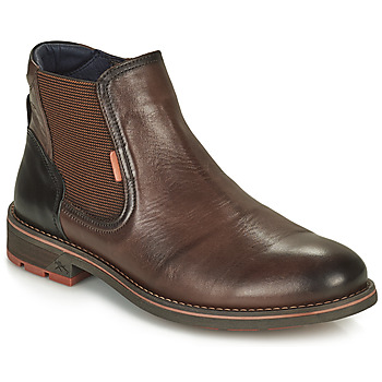 Chaussures Homme Boots Fluchos TERRY Marron