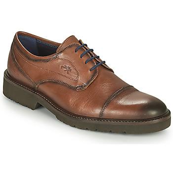 Chaussures Homme Derbies Fluchos CAVALIER Marron